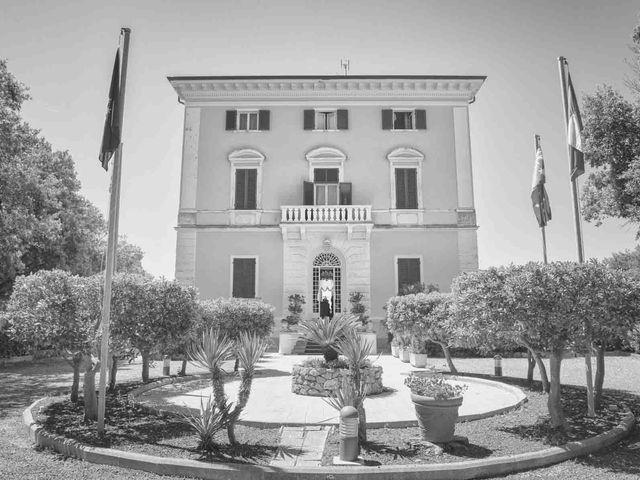 Il matrimonio di Simon e Thea a Livorno, Livorno 9