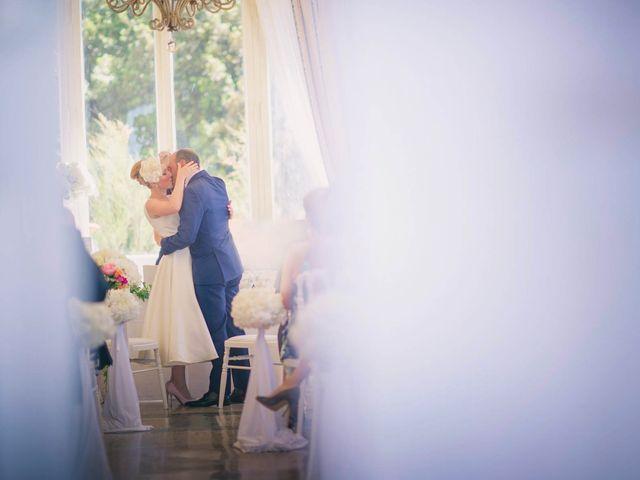 Il matrimonio di Simon e Thea a Livorno, Livorno 16