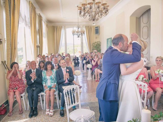 Il matrimonio di Simon e Thea a Livorno, Livorno 17