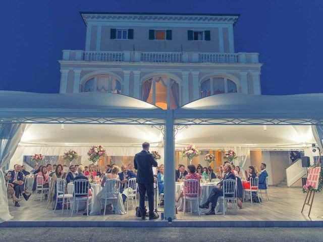 Il matrimonio di Simon e Thea a Livorno, Livorno 26