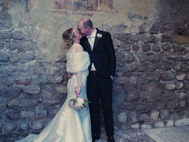 Il matrimonio di Mycol e Thaira a Malcesine, Verona 3