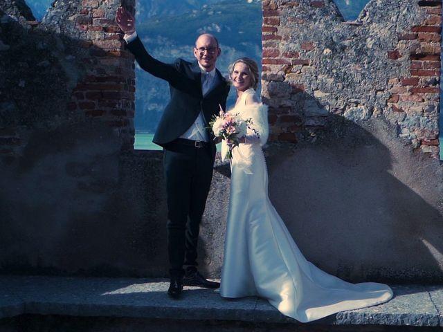 Il matrimonio di Mycol e Thaira a Malcesine, Verona 5