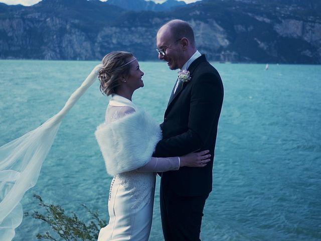 Il matrimonio di Mycol e Thaira a Malcesine, Verona 7