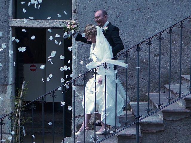Il matrimonio di Mycol e Thaira a Malcesine, Verona 11