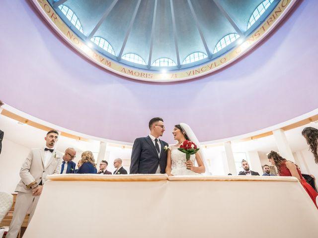 Il matrimonio di Alessandro e Beatrice a Sant'Egidio alla Vibrata, Teramo 19