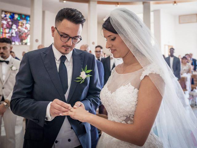 Il matrimonio di Alessandro e Beatrice a Sant'Egidio alla Vibrata, Teramo 20