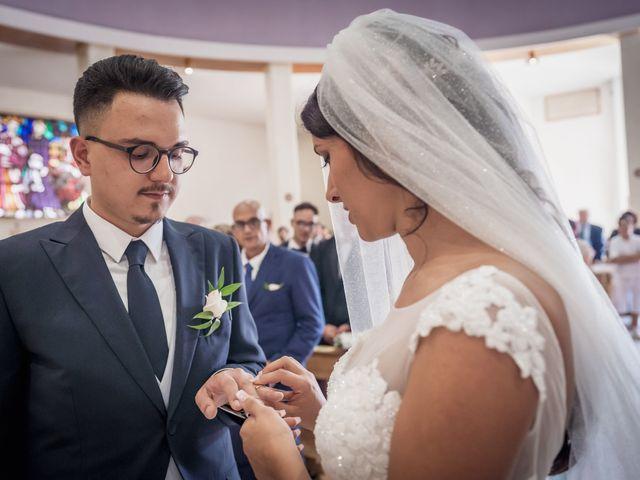 Il matrimonio di Alessandro e Beatrice a Sant'Egidio alla Vibrata, Teramo 21