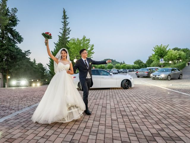 Il matrimonio di Alessandro e Beatrice a Sant'Egidio alla Vibrata, Teramo 34