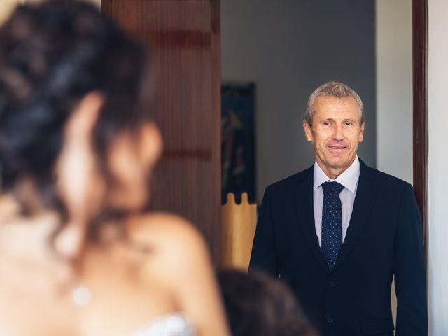 Il matrimonio di Martina e Adriano a San Miniato, Pisa 10