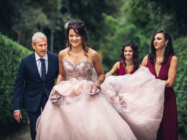 Il matrimonio di Martina e Adriano a San Miniato, Pisa 14