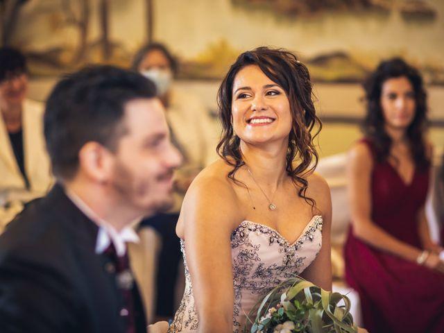 Il matrimonio di Martina e Adriano a San Miniato, Pisa 17