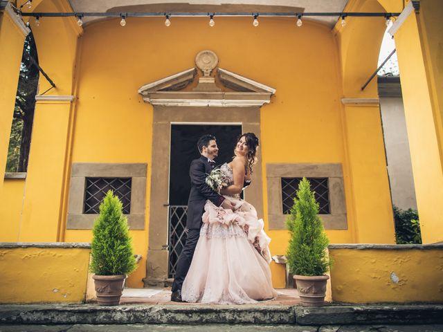 Il matrimonio di Martina e Adriano a San Miniato, Pisa 22