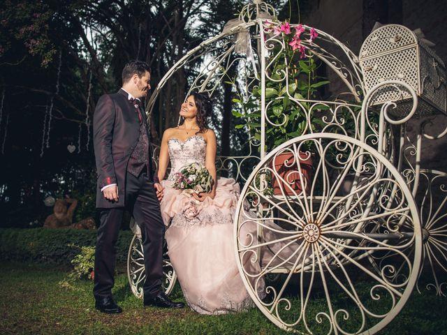 Il matrimonio di Martina e Adriano a San Miniato, Pisa 24