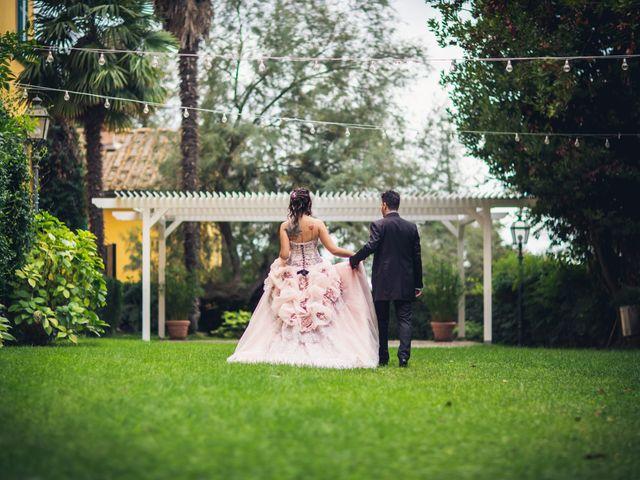 Il matrimonio di Martina e Adriano a San Miniato, Pisa 25