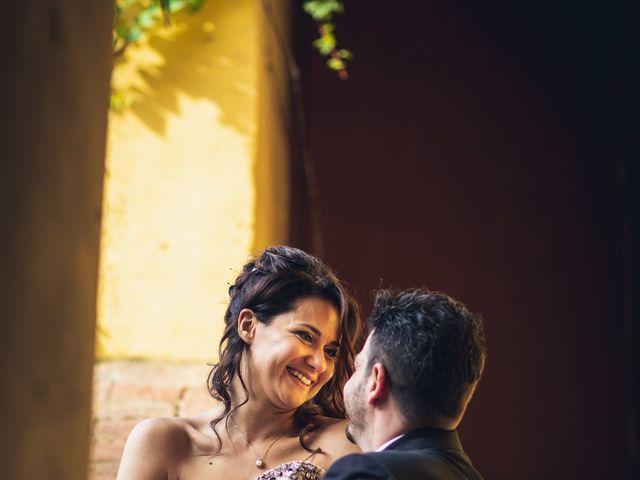 Il matrimonio di Martina e Adriano a San Miniato, Pisa 26