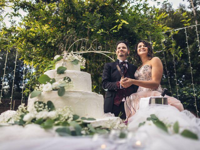 Il matrimonio di Martina e Adriano a San Miniato, Pisa 27
