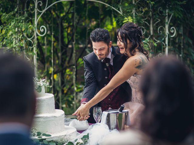 Il matrimonio di Martina e Adriano a San Miniato, Pisa 28