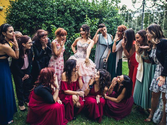 Il matrimonio di Martina e Adriano a San Miniato, Pisa 29