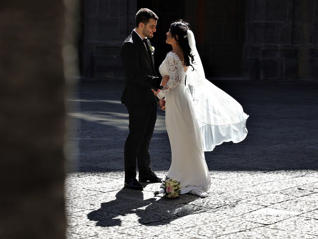 Le nozze di Ana e Andrea
