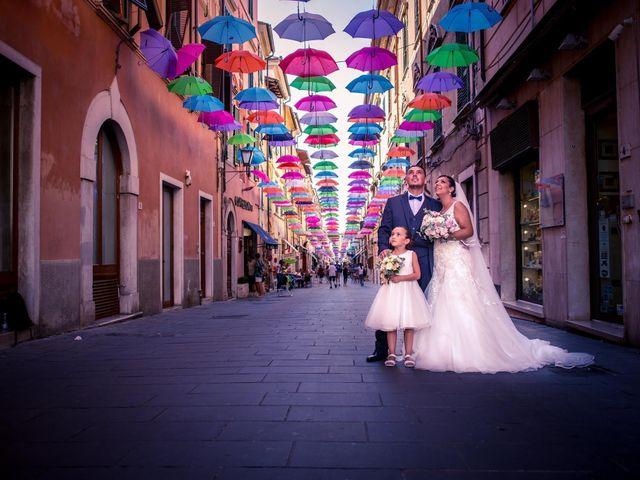 Il matrimonio di Matteo e Elisa a Pietrasanta, Lucca 8