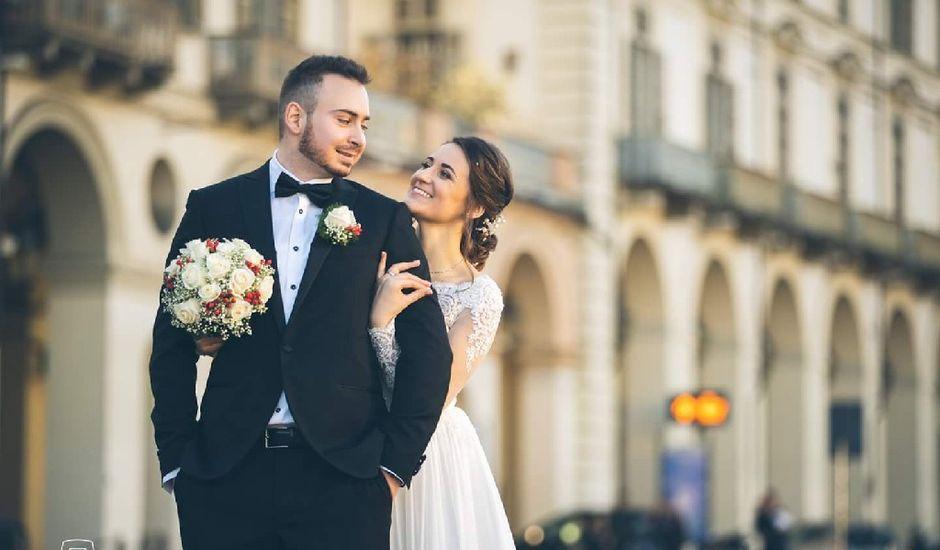 Il matrimonio di Mădălina e Adrian a Torino, Torino