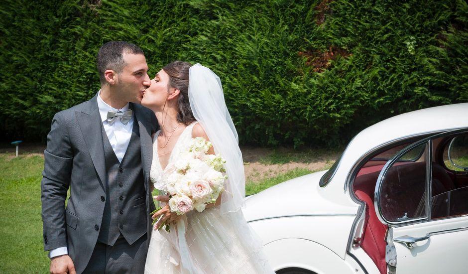 Il matrimonio di Alessandro  e Valentina  a Moscazzano, Cremona