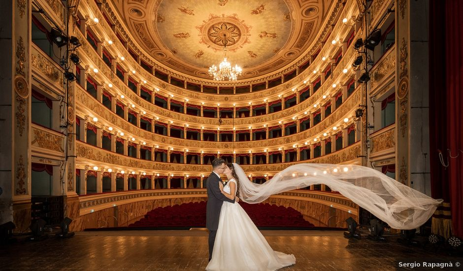 Il matrimonio di Alessandro e Beatrice a Sant'Egidio alla Vibrata, Teramo