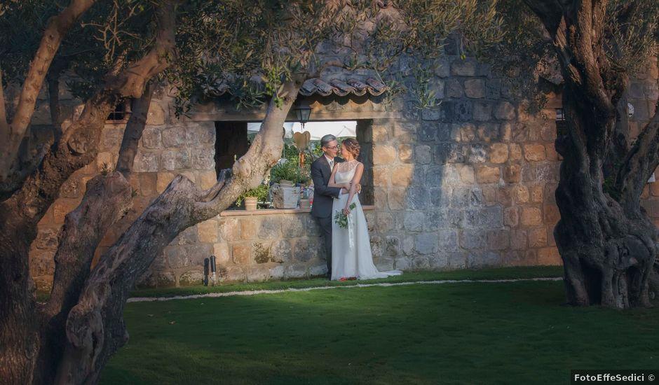 Il matrimonio di Nicolangelo e Adelaide a Benevento, Benevento