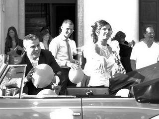 Le nozze di ofelia e marco