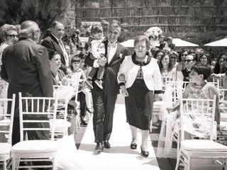 Le nozze di Romina e Pietro 1