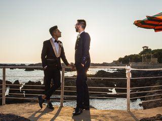 Le nozze di Daniele e Diego