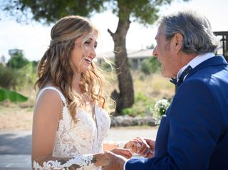 Le nozze di Vanessa e Giovanni 1