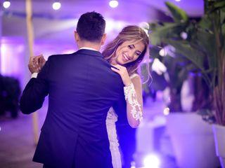 Le nozze di Vanessa e Giovanni