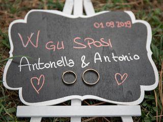 Le nozze di Antonella e Antonio 1