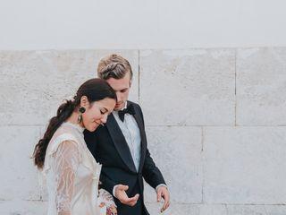 Le nozze di Erin e Alex