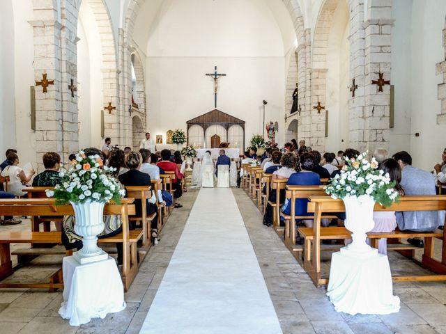 Il matrimonio di Pierangelo e Valentina a San Michele Salentino, Brindisi 7