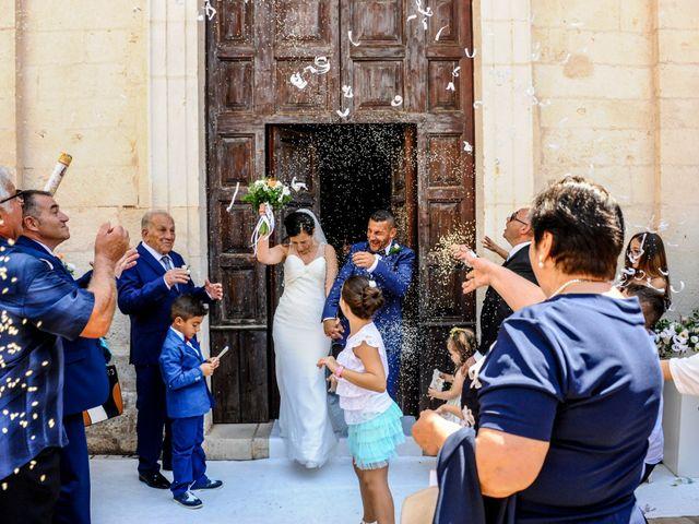 Il matrimonio di Pierangelo e Valentina a San Michele Salentino, Brindisi 8