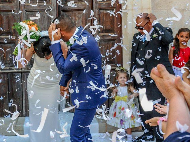 Il matrimonio di Pierangelo e Valentina a San Michele Salentino, Brindisi 9