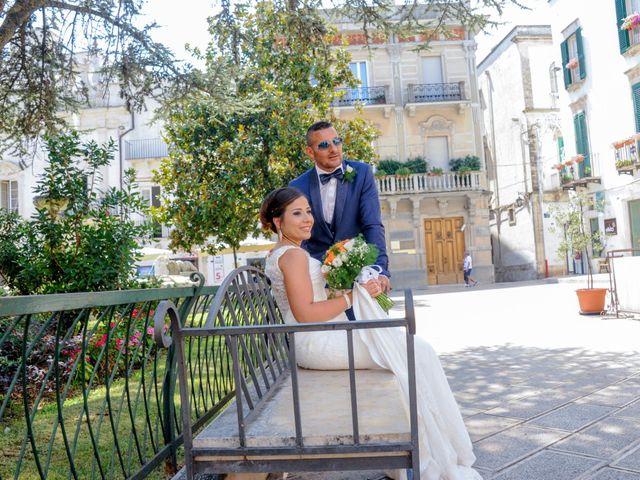 Il matrimonio di Pierangelo e Valentina a San Michele Salentino, Brindisi 11