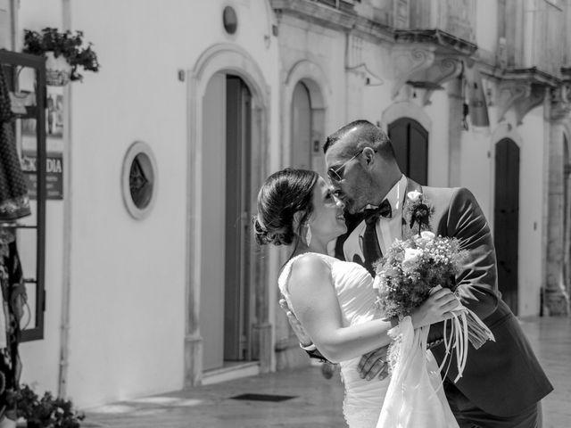 Il matrimonio di Pierangelo e Valentina a San Michele Salentino, Brindisi 16