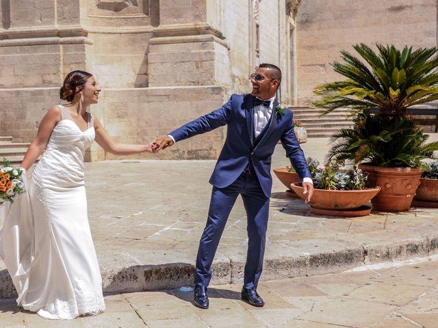 Il matrimonio di Pierangelo e Valentina a San Michele Salentino, Brindisi 17
