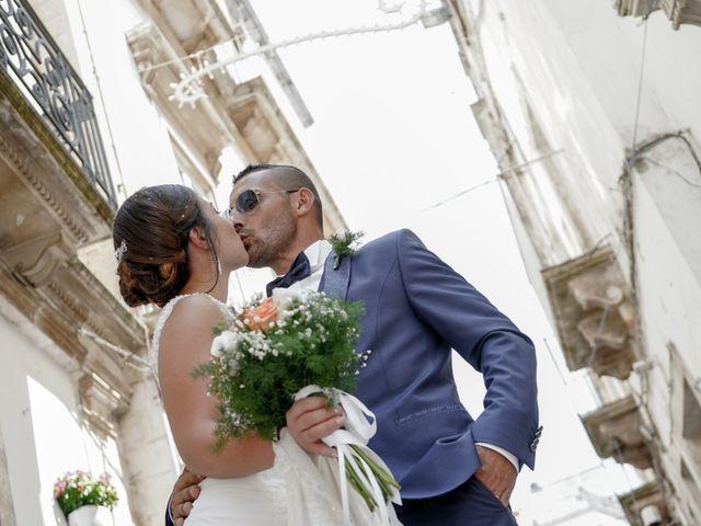 Il matrimonio di Pierangelo e Valentina a San Michele Salentino, Brindisi 22