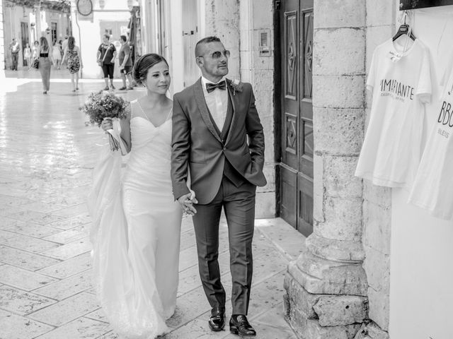 Il matrimonio di Pierangelo e Valentina a San Michele Salentino, Brindisi 24