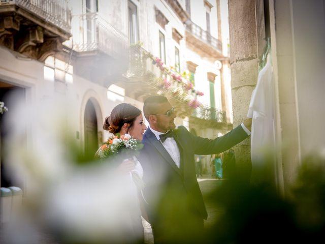 Il matrimonio di Pierangelo e Valentina a San Michele Salentino, Brindisi 25