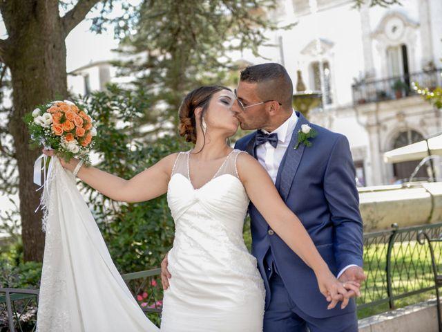 Il matrimonio di Pierangelo e Valentina a San Michele Salentino, Brindisi 28