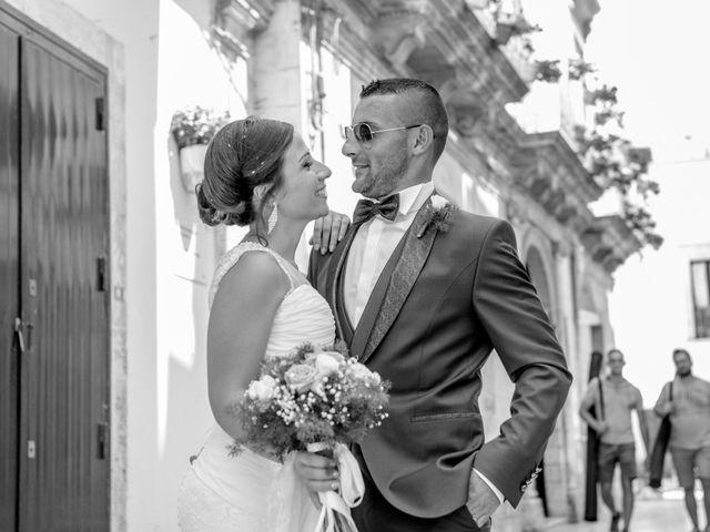 Il matrimonio di Pierangelo e Valentina a San Michele Salentino, Brindisi 29