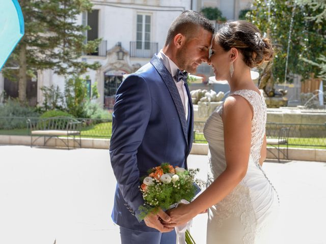 Il matrimonio di Pierangelo e Valentina a San Michele Salentino, Brindisi 31