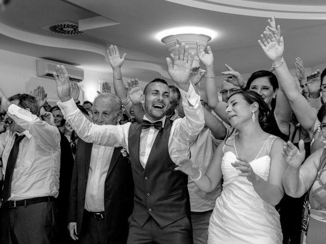 Il matrimonio di Pierangelo e Valentina a San Michele Salentino, Brindisi 36