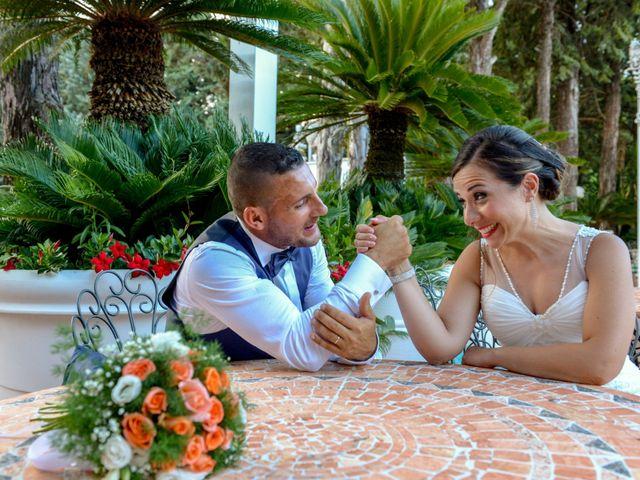 Il matrimonio di Pierangelo e Valentina a San Michele Salentino, Brindisi 42
