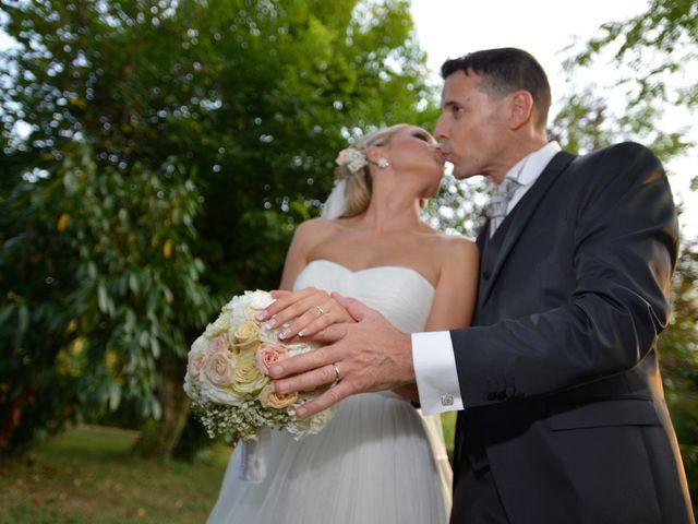 Le nozze di Lara e Denis